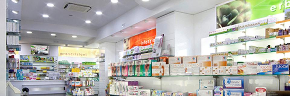 La prima farmacia di Rovigliano 300 mq  di esposizione e ampio parcheggio